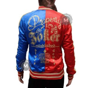 harley quinn suicide squad jacke