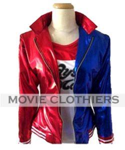 harley quinn suicide squad varsity jacket property of joker harley quinn jacket