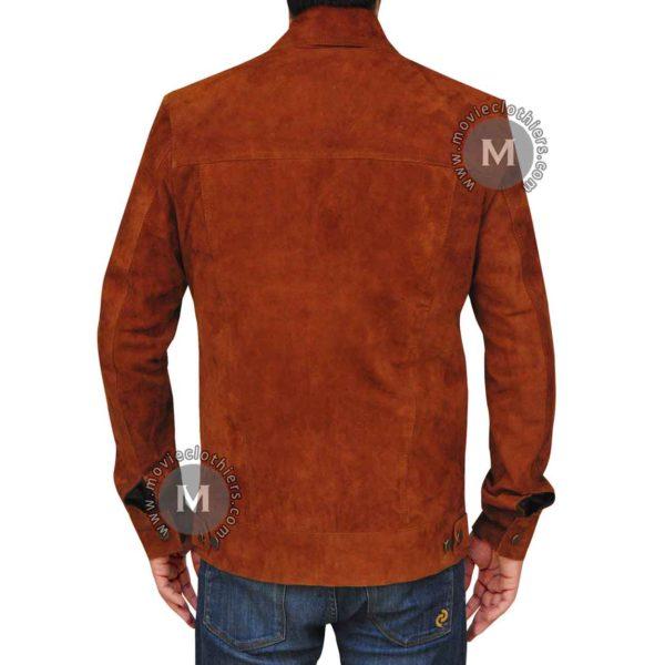 hugh jackman wolverine leather jacket