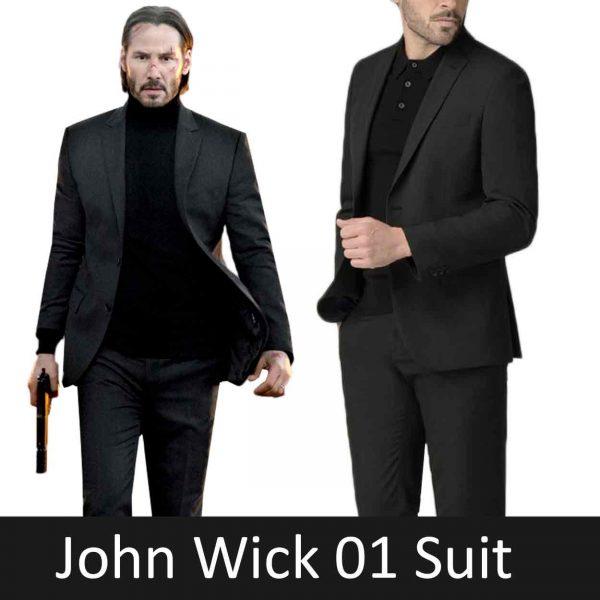 john wick 1 suit