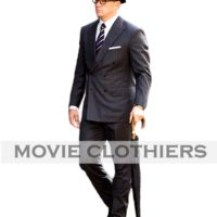 kingsman 2 double breasted suit channing tatum suit