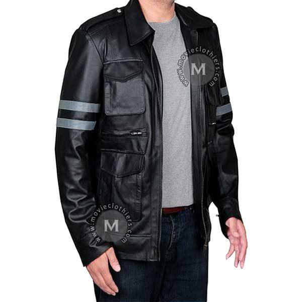 leon kennedy re6 jacket