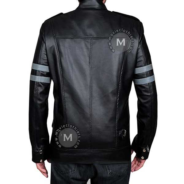 leon s kennedy leather jacket
