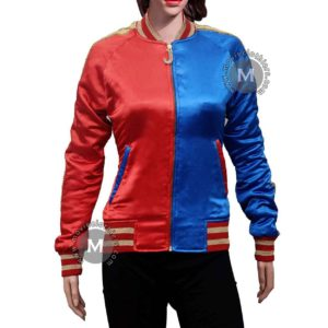 margot robbie harley quinn jacket