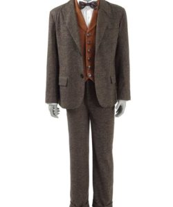 newt scamander three Piece suit