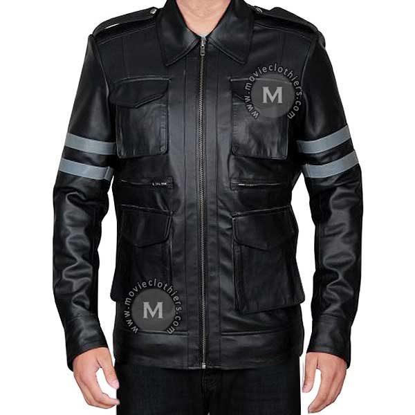 resident evil leon kennedy jacket