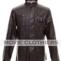 star wars 7 han solo leather jacket