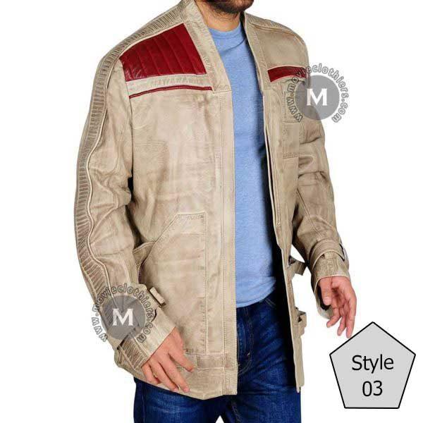 star wars episode 7 finn jacket