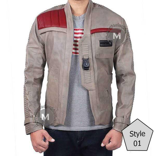 star wars finn jacket