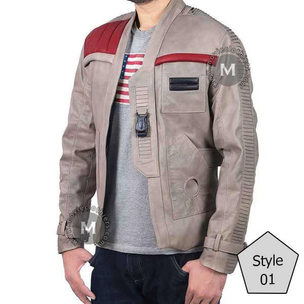 star wars poe jacket