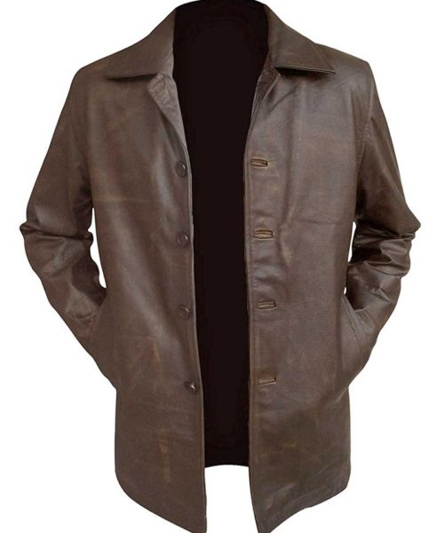 supernatural leather jacket