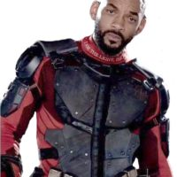 will smith deadshot outfit