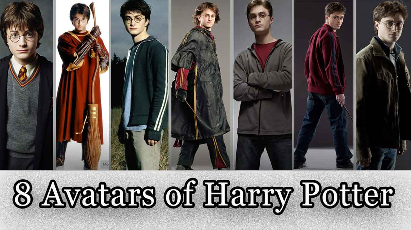 Harry Potter Costume Evolution