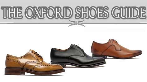 Ultimate Guide To Oxford Shoes