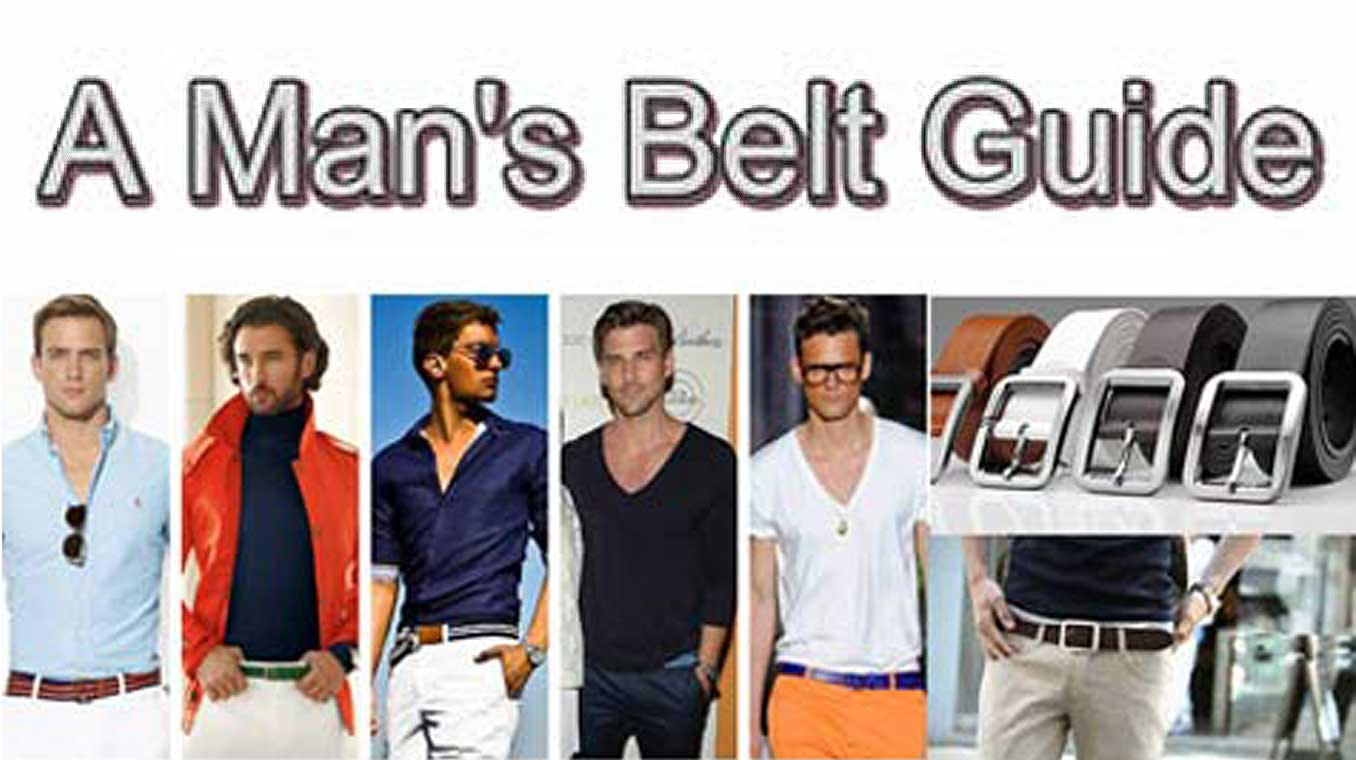 2df405f0b Ultimate Guide to Mens Belt - Everything About Leather Belt