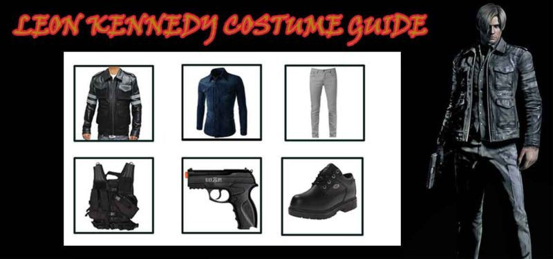 leon-kennedy-costume-guide
