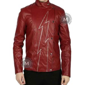 Flash jay garrick jacket