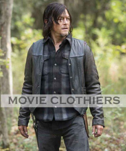 The walking dead daryl vest