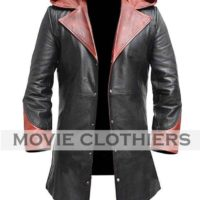 dante trench coat devil may cry jacket
