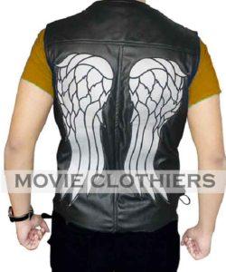daryl dixon vest wings