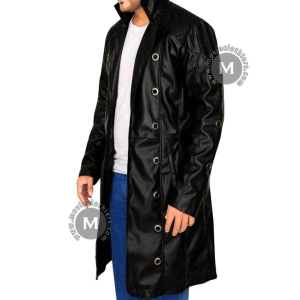 deus leather jacket