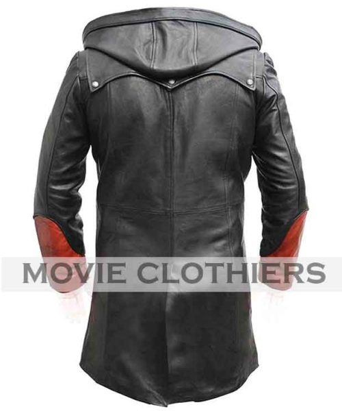 devil may cry coatdante leather jacket