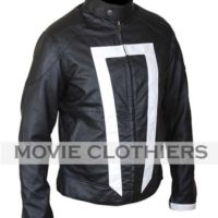 ghost rider jacket agents of shield costume