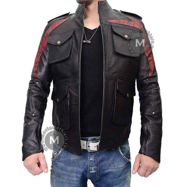 james heller leather jacket