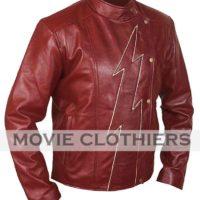 jay garrick flash costume jacket