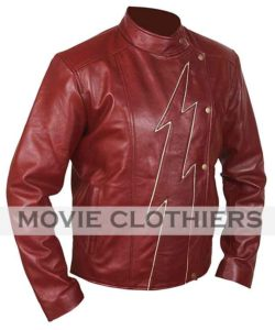 jay garrick flash costume jacket