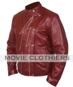 jay garrick flash jacket replica
