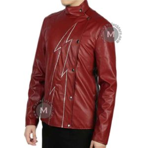 jay garrick the flash jacket