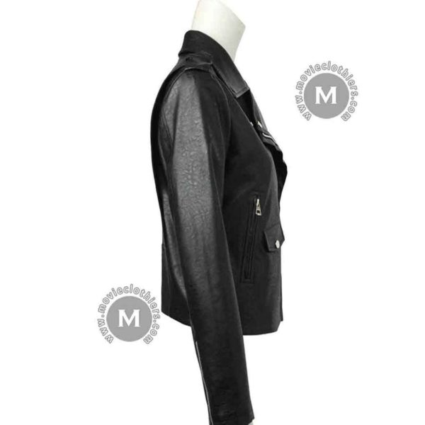 jessica jones style leather jacket