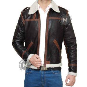 resident evil 4 leon jacket