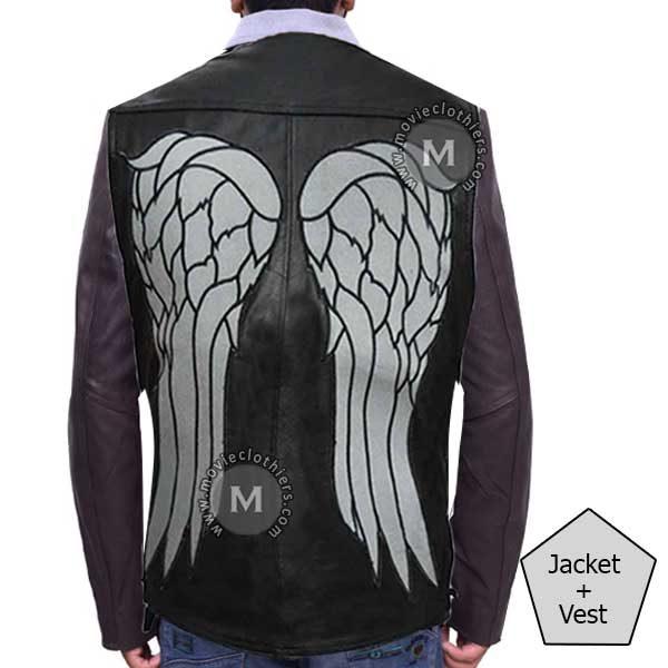 walking dead daryl jacket
