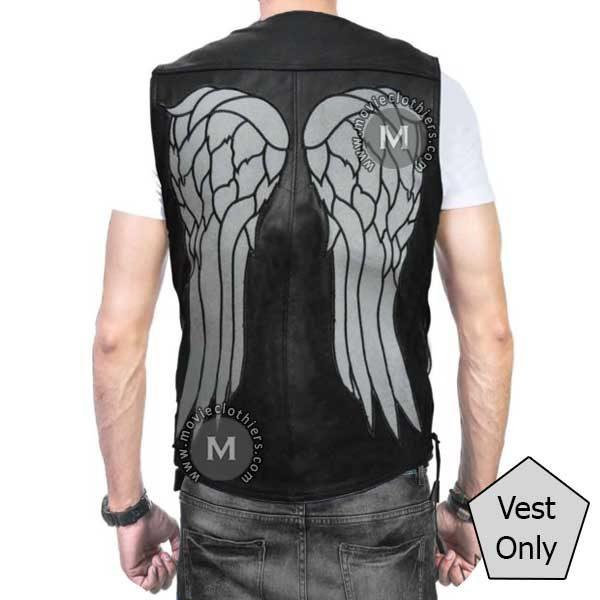 walking dead daryl vest