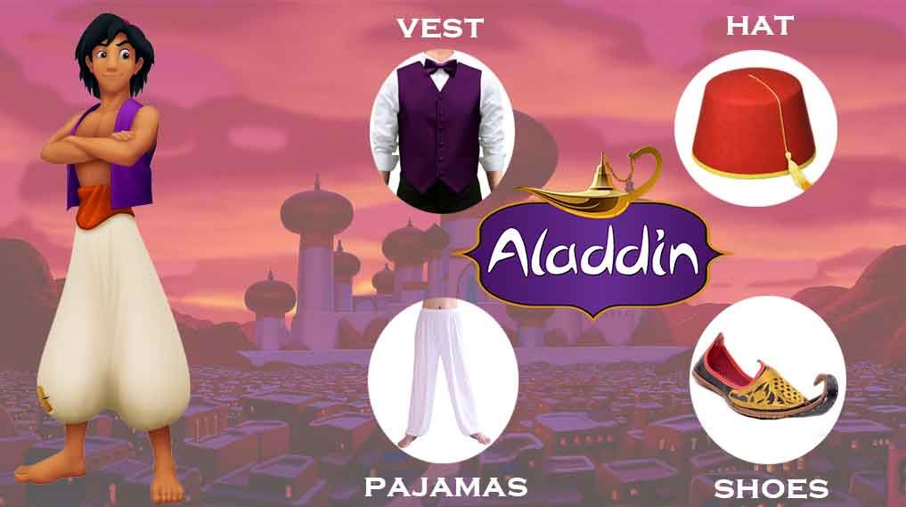 Make Your Cosplay Stand Out With Aladin Costume Diy Guide