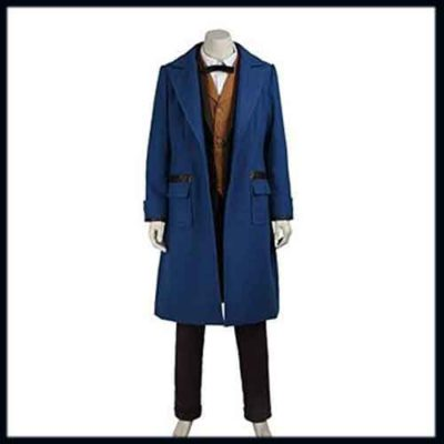 Newt Scamander Fantastic Beasts Costume Guide