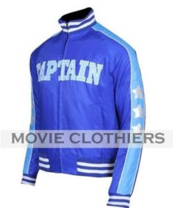 Suicide Squad captain boomerang bomber jacket costume