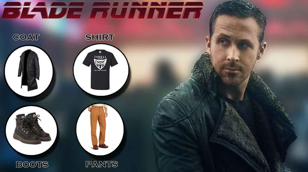 The Ultimate Guide To Ryan Gosling Blade Runner Costumes