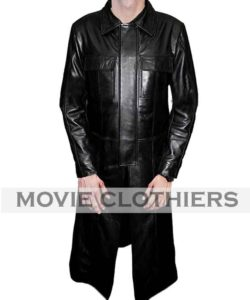 Thomas Jane jon bernthal punisher trench coat