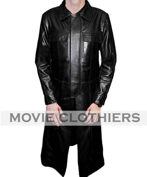 Thomas Jane jon bernthal punisher trench coat