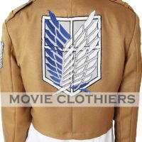 attack on titan cosplay jacket anime