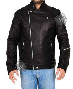 big boss leather jacket