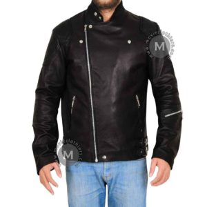 big boss leather jacket