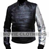 bucky barnes leather vest winter soldier bucky barnes jacket
