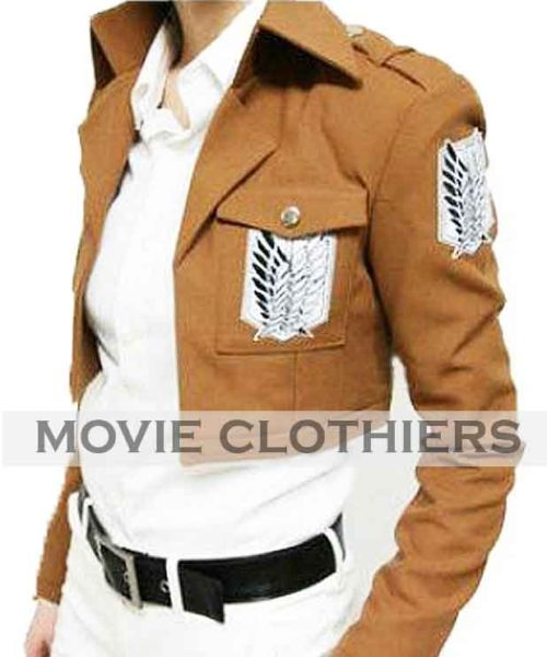 cheap attack on titan scout jacket uniform