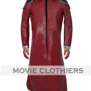 fantasy trench coat