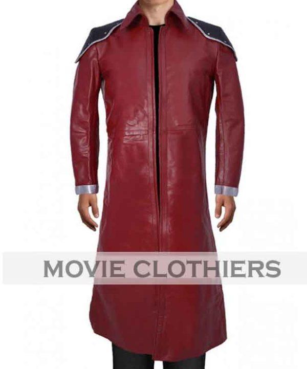 fantasy trench coat