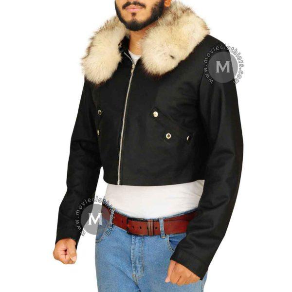 final fantasy leather jacket